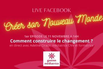 Live Facebook Adeline Cirade
