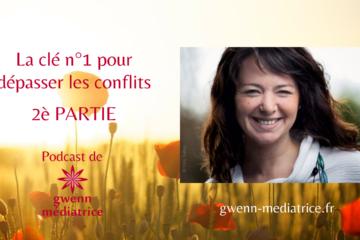 Podcast dépasser les conflits CNV Rennes